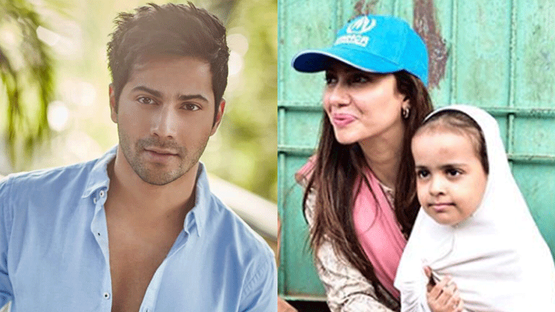 Much to Mahira's fans' surprise, Varun responded with a sweet post.