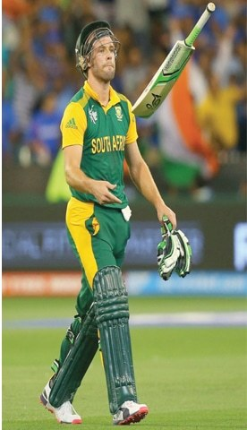 De Villiers Signs Up To Play In Psl 2019 Newspaper Dawn Com