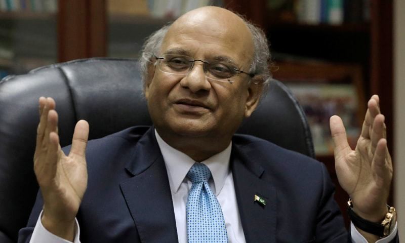 Ashfaque Hasan Khan, a member of the Economic Advisory Council.