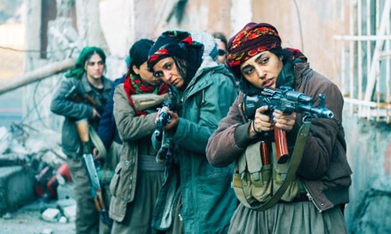 35 فیصد فلمیں ایسی ہیں جن کو خواتین نے بنایا—فوٹو: ٹی آئی ایف ایف
