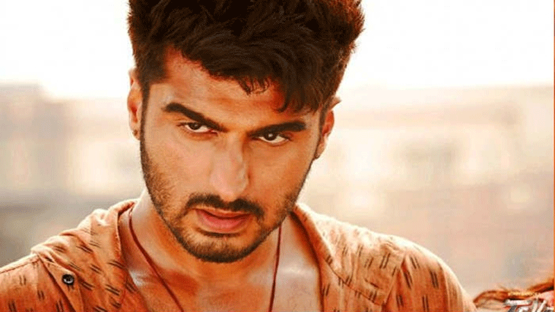 One troll commented under the tweet saying: Is it only me or Arjun Kapoor looks like a molester in the pic.