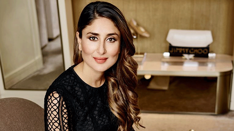 Kareena's radio show will air in December this year.