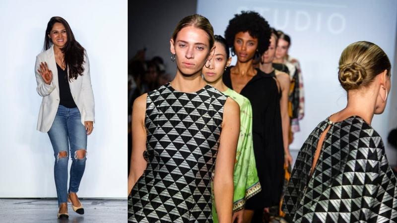 How Sania Maskatiya found her way to New York Fashion Week
