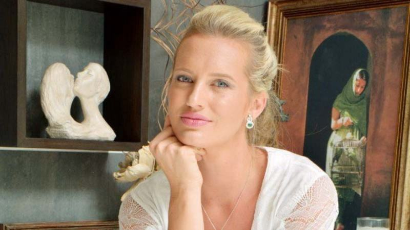 Shaniera Akram encourages people who are coping with depression to seek help