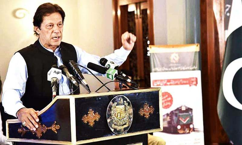 PM Khan woos bureaucracy, promises to protect it from political