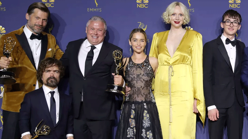 Here's the list of winners at the annual Primetime Emmy Awards
