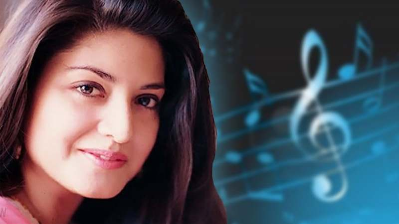 "Says Baig: ""Nazia Hassan was my wife until her sad demise in London. Her death certificate confirms our marital status."""