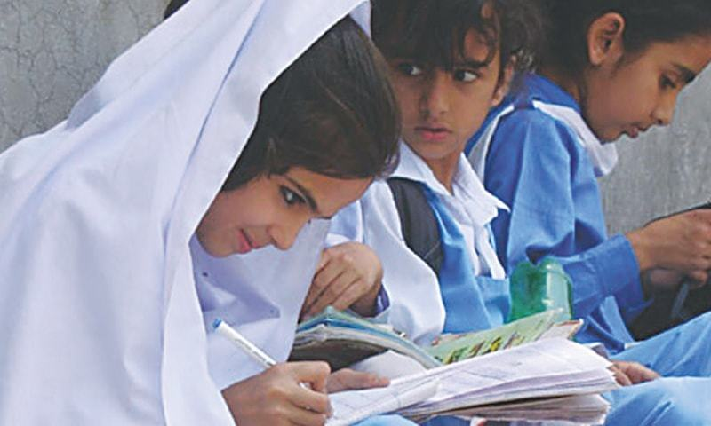 From why she should be educated, to how she should be educated  — it has been a complicated debate | Dawn file photo