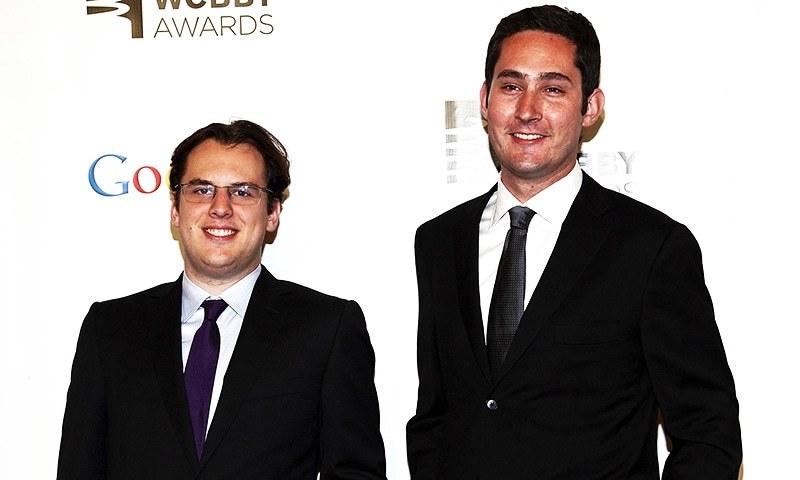 Instagram co-founders step down 6 years after sale to Facebook