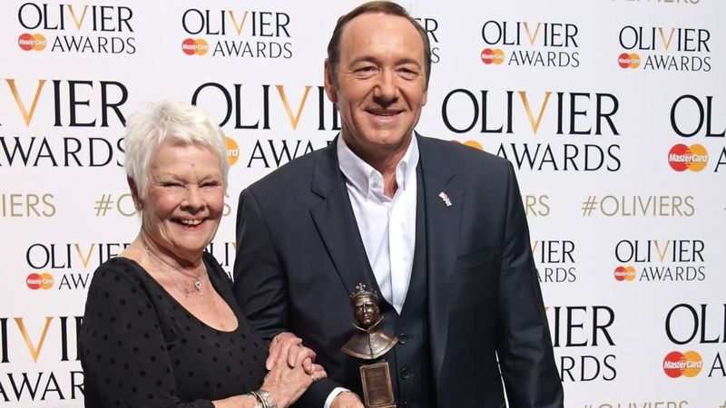 """Dench told the San Sebastian film festival in Spain that Spacey """"is and was a most wonderful actor."""""""