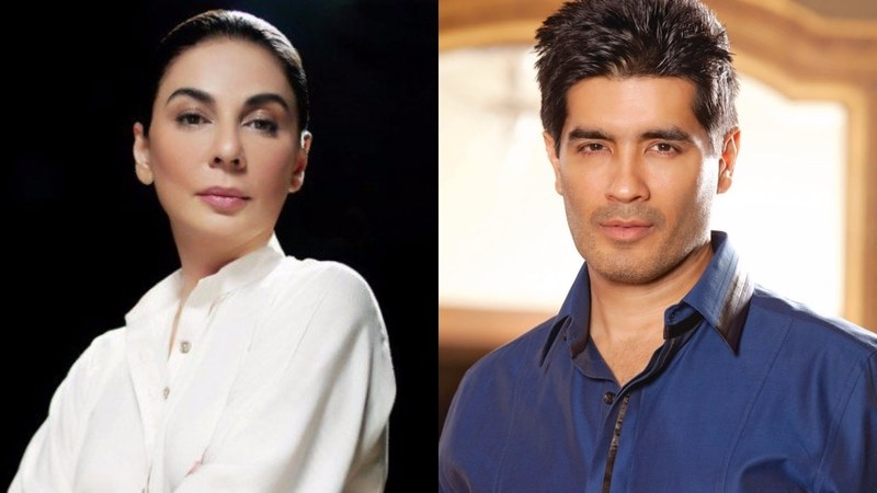 After becoming IFFA's official stylist, Nabila will be styling Manish Malhotra's show for Fashion Weekend International