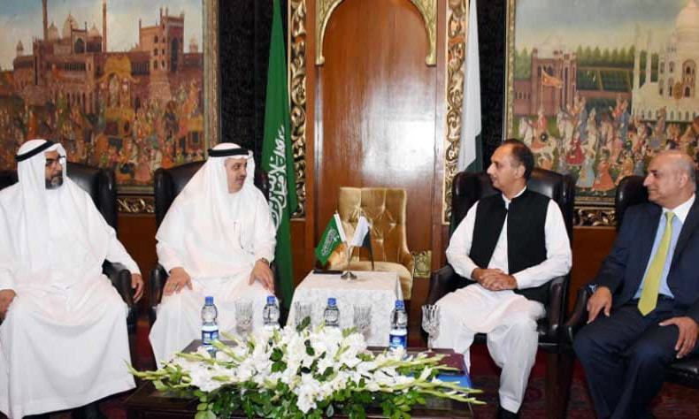 Saudi delegation assures full cooperation for the resolution of problems faced by the energy sector in Pakistan. —PID