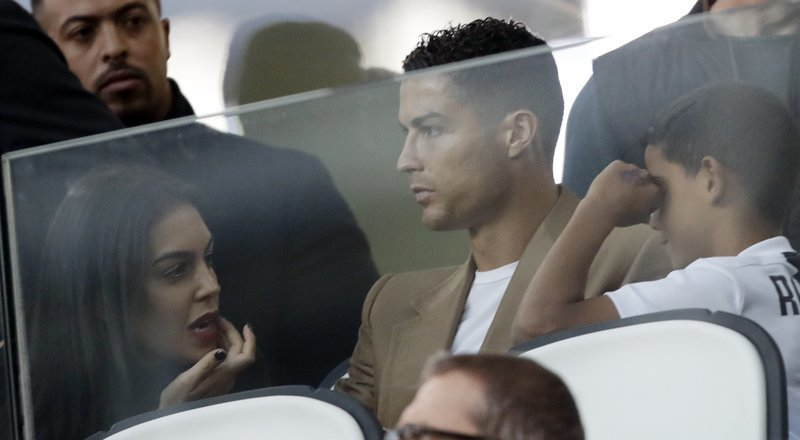 Cristiano asks to left out of Portugal's squad after rape allegations surface