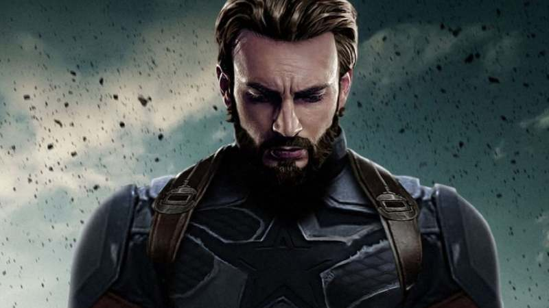 And CAPTAIN AMERICA: CHRIS EVANS Says Goodbye to AVENGERS 4