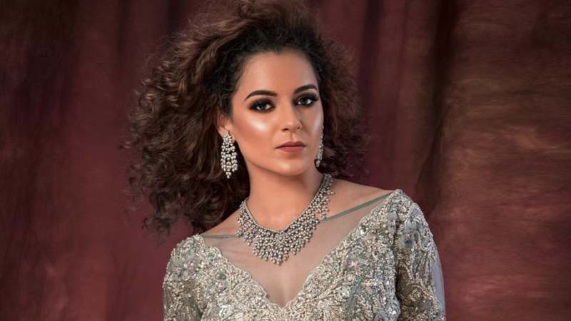 Kangana Ranaut is the latest face for Saira Rizwan's bridal collection