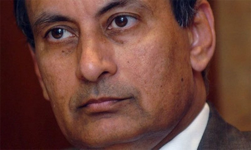Former envoy to the United States Hussain Haqqani. —File photo