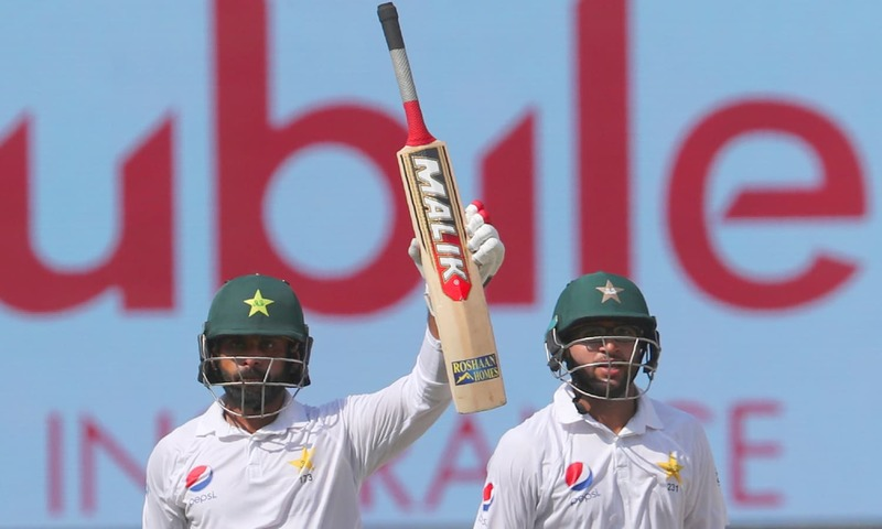 پاکستان اور آسٹریلیا کے درمیان پہلا ٹیسٹ میچ