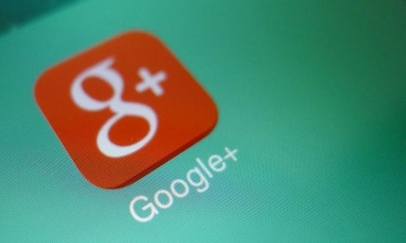 گوگل پلس کو 2011 میں متعارف کرایا گیا تھا—فائل فوٹو: ٹی این ڈبلیو