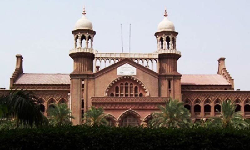 LHC has acquitted PML-N MNA from a murder case. — Photo/File