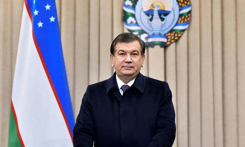 Uzbekistan's President Shavkat Mirziyoyev. — Photo/File