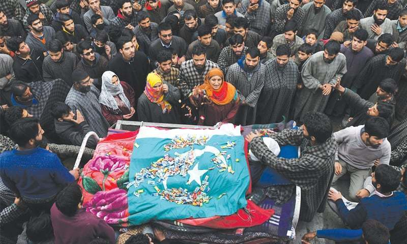 The incident could spark more unrest in a region that in recent years has witnessed renewed attacks and public resistance against Indian rule. — Photo/File