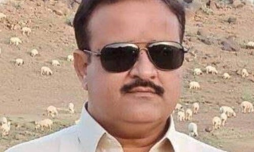 A file photo of CM Punjab Usman Buzdar.