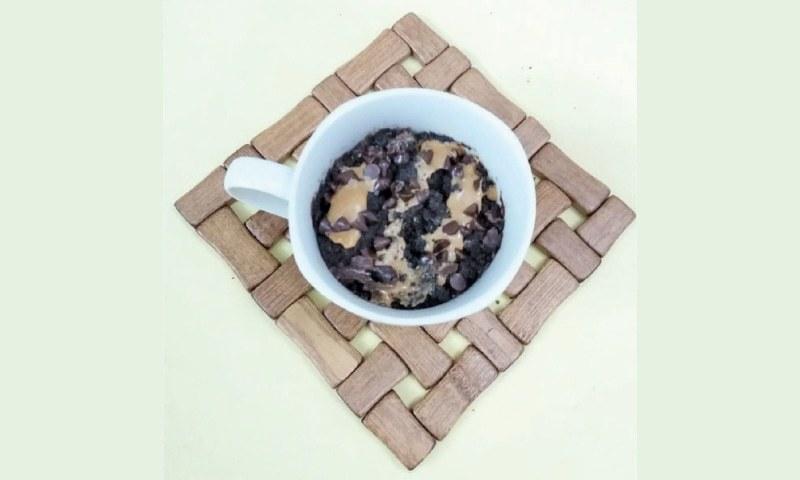 Cook-it-yourself: Chocolate peanut butter mug cake ...