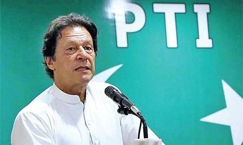 Prime Minister Imran Khan. — Photo/File