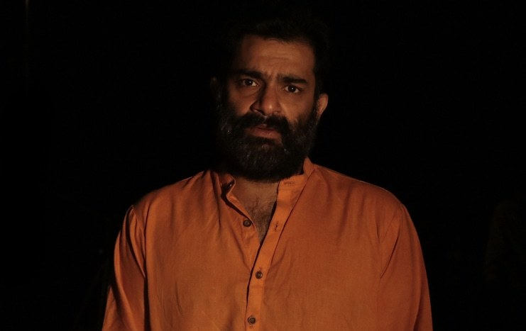Acclaimed actor Sarmad Khoosat played Prisoner Z in NTTS.