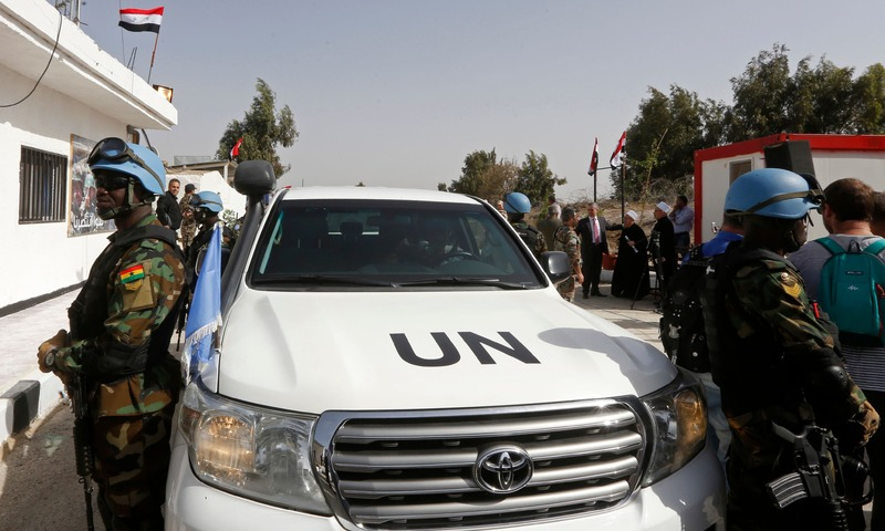 Jordan-Syria crossing to reopen