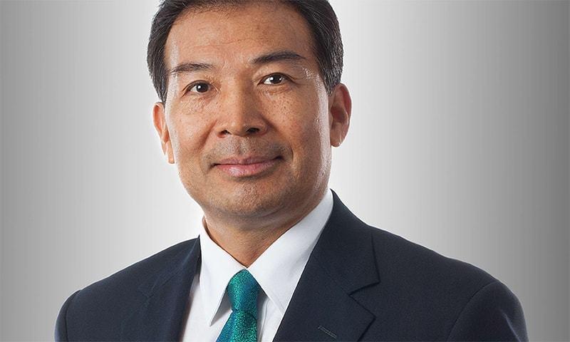 China's Ambassador to India Luo Zhaohui. ─ Photo courtesy Chinese Embassy in India.