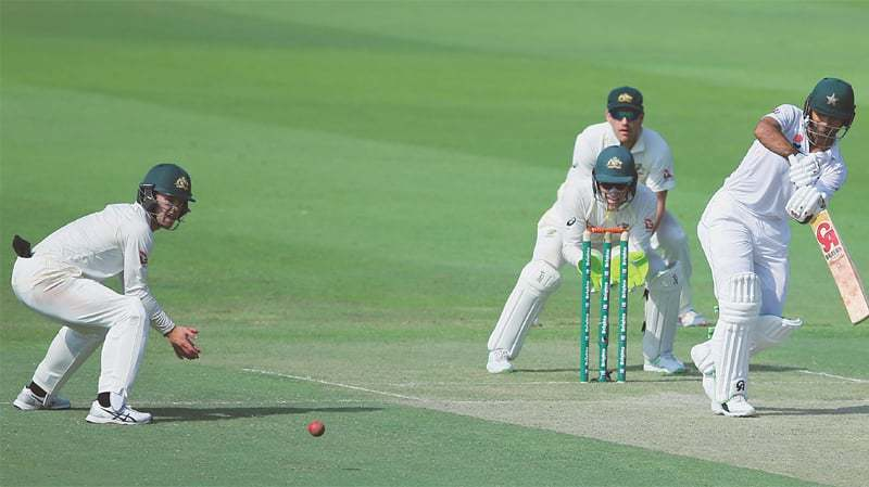 Azhar sees the amusing  side of farcical run out