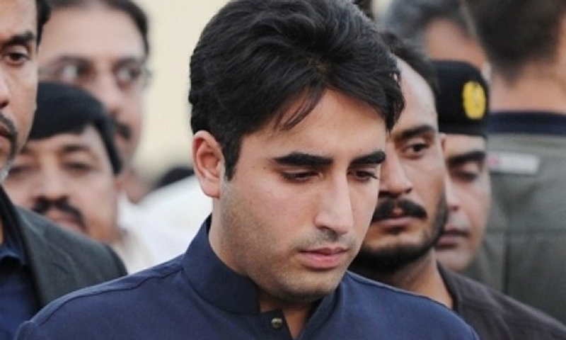 Pakistan Peoples Party chairman Bilawal Bhutto-Zardari. — Photo/File