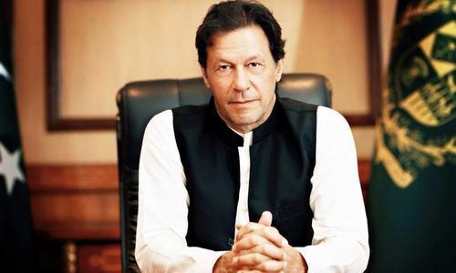 Prime Minister Imran Khan. — File Photo