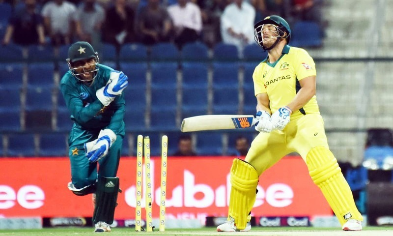 Australian Twenty20 skipper Aaron Finch bemoans 'horrific' collapse against Pakistan