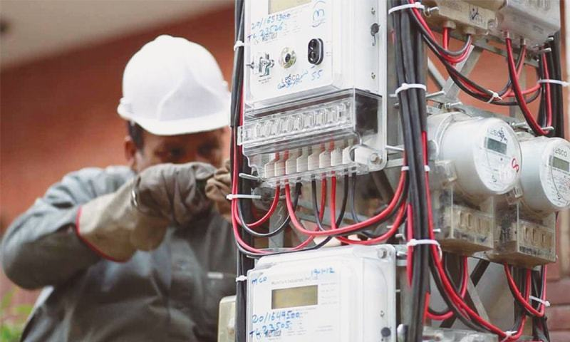 Smart metres will be installed initially in the premises of Iesco, Pesco and Lesco. — Photo/File
