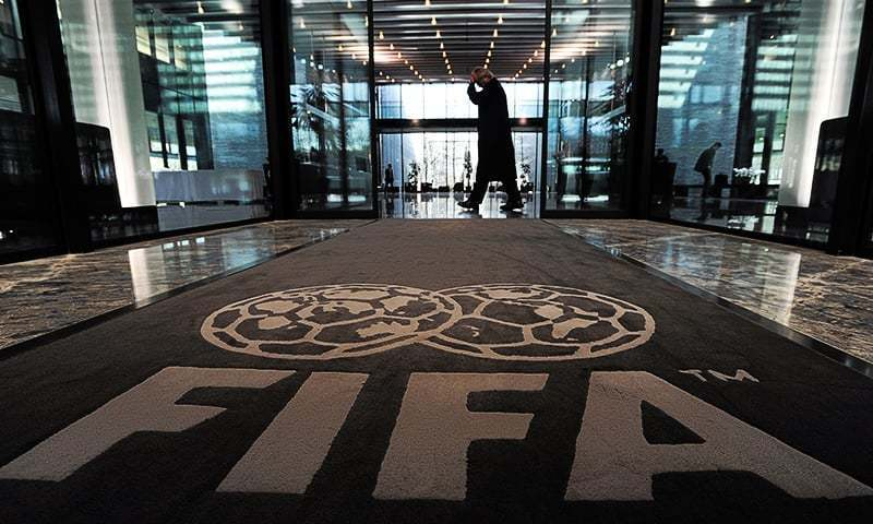FIFA President Gianni Infantino said on Wednesday that football's governing body is looking into the possibility of increasing the number of teams at the 2022 World Cup and sharing the hosting rights of an expanded tournament with other nations in the region. — File Photo