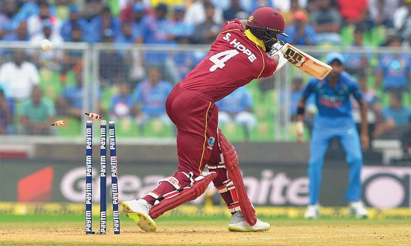 T'puram ODI: West Indies in big trouble