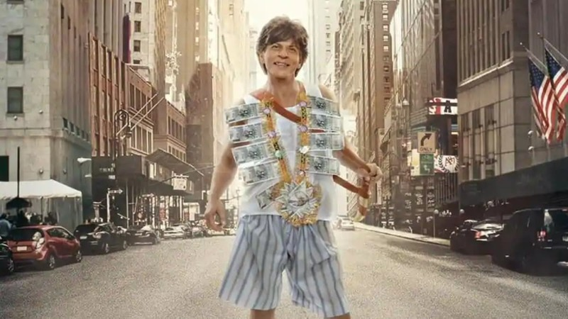 Shah Rukh Khans Zero Gets A Trailer Film Tv Images