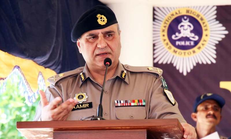 Zulfiqar Khan was serving as the officer on special duty in the Establishment Division before being transferred. —File