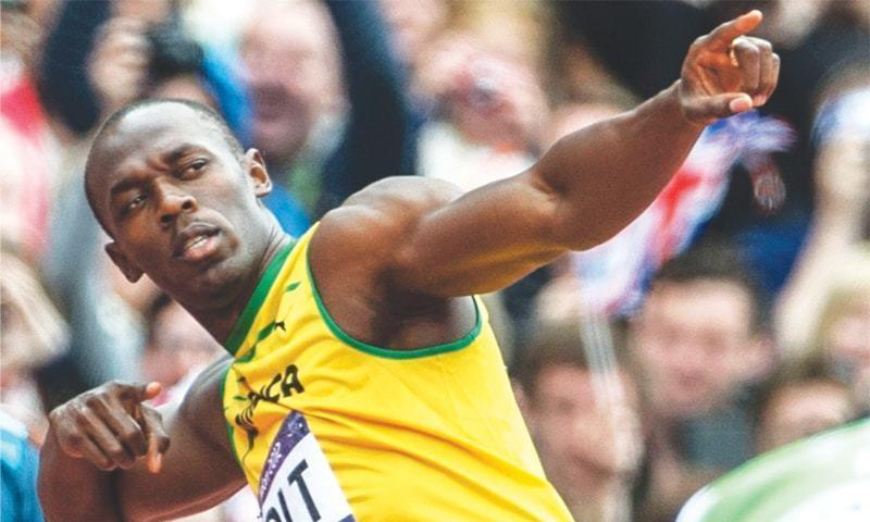 Usain Bolt. — File Photo