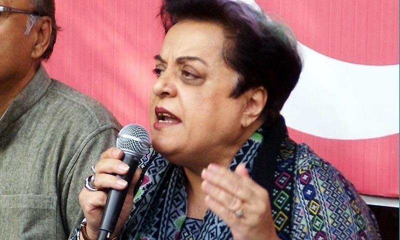 Minister for Human Rights Shireen Mazari. ─ File photo