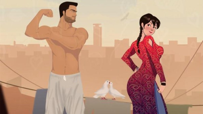 Shameless Proposals will explore seven different kinds of proposals through the lens of arranged marriages