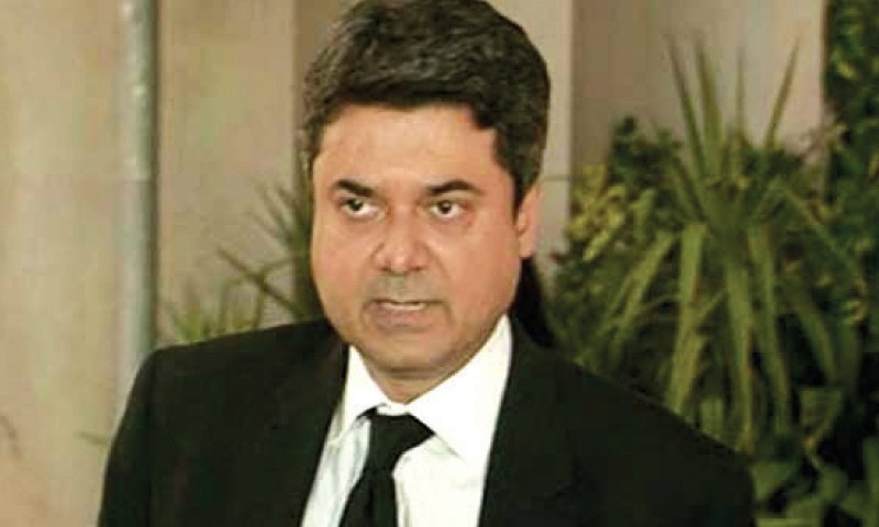 Dr Farogh Naseem claims law ministry has completed the legal package promised by the federal government. — File