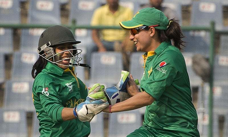 Urooj Mumtaz believes women's cricket has grown significantly. — File