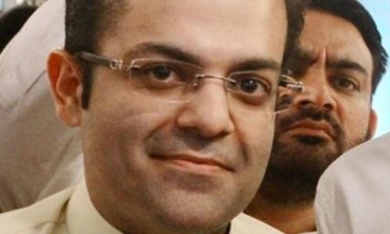 Salman Shahbaz Sharif. ─ File