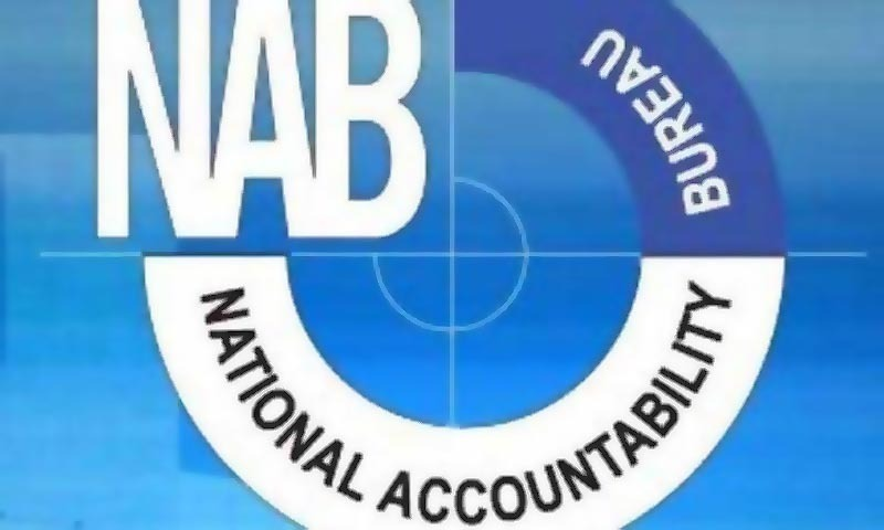 The National Accountability Bureau (NAB) has booked eight officials of the PSO and Byco Petroleum Pakistan Ltd in alleged corruption in the sale and purchase of petroleum products. — www.nab.gov.pk/File photo