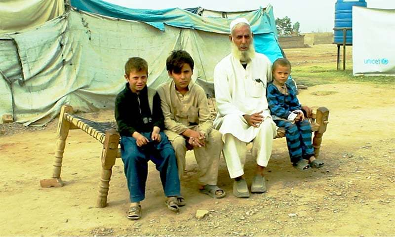 Monetary assistance that had been suspended will now be paid to families that have returned to Fata. — File photo