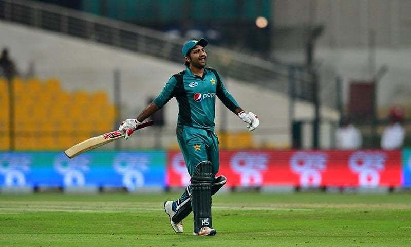 Babar's 92 lift Pakistan to 279-8 against New Zealand
