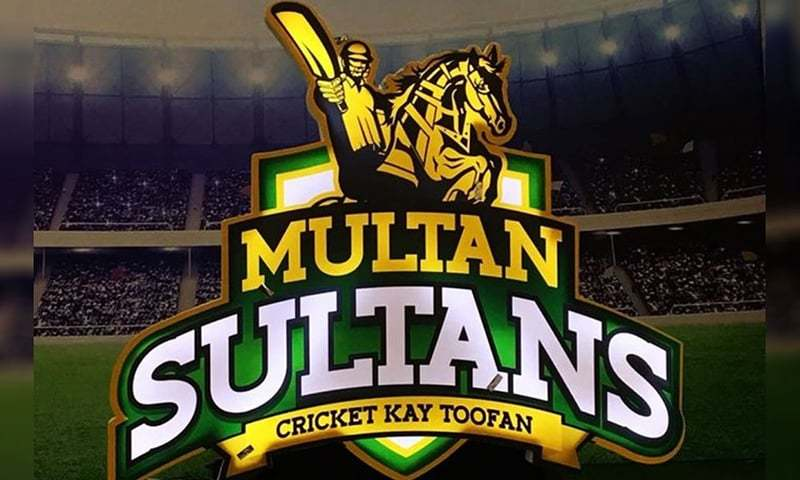The Multan Sultans logo. —Twitter
